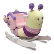 Little Bird Told Me - Softly Snail Infant Rocker