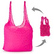 AT - Bubble Bag Fushia