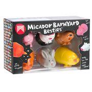 Micador - Besties Marker Mates Barnyard Set 6pce