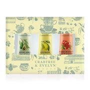 Crabtree & Evelyn - Little Luxury Hand Botanical Trio