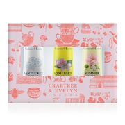 Crabtree & Evelyn - Little Luxury Countryside Floral Trio