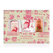 Crabtree & Evelyn - Little Luxury Pomegranate Set 3pce