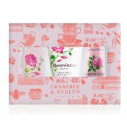 Crabtree & Evelyn - Little Luxury Rosewater Set 3pce