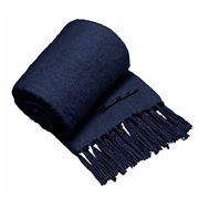 Florence Broadhurst - Faux Cashmere Ink Throw Rug