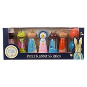 Peter Rabbit - Wooden Skittles
