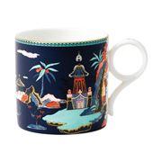 Wedgwood - Wonderlust Blue Pagoda Mug Large