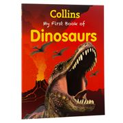 Book - Collins My First Book of Dinosaurs