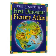Book - First Dinosaur Picture Atlas