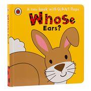 Book - Whose Ears?