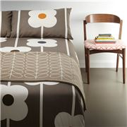 Orla Kiely - Giant Abacus Mushroom Double Quilt Cover Set