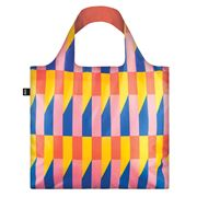 LOQI - Geometric Collection Stripes II Reusable Shopping Bag