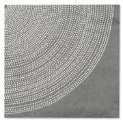 Marimekko - Fokus Grey Lunch Napkin 20pce