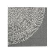 Marimekko - Fokus Grey Cocktail Napkin 20pce