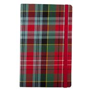Waverley Scotland - Tartan Cloth Commonplace Notebook Large