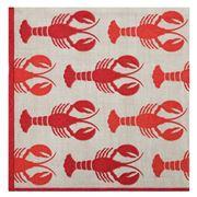 Caspari - Lobsters Lunch Napkins 20pce