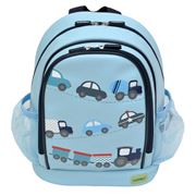 Bobble Art - Cars Small Backpack