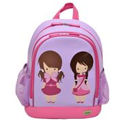 Bobble Art - Dolls Large Backpack