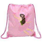 Bobble Art - Fairy Drawstring Bag