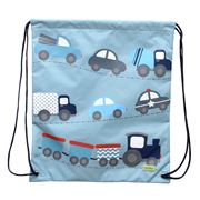 Bobble Art - Cars Drawstring Bag