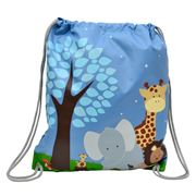 Bobble Art - Safari Drawstring Bag