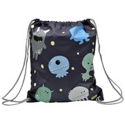 Bobble Art - Monsters Drawstring Bag