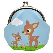 Bobble Art - Woodland Animals Purse