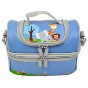 Bobble Art - Safari Large Lunch Box
