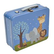 Bobble Art - Safari Tin Suitcase