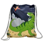 Bobble Art - Dinosaurs Drawstring Bag