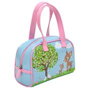 Bobble Art - Woodland Animals Small Gloss Bag