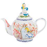 Cardew Design - Alice The Looking Glass Teapot w/ Alice Lid
