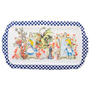 Cardew Design - Alice The Looking Glass Rectangular Tray