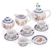 Cardew Design - Alice The Looking Glass Miniature Tea Set