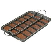 Chicago Metallic - Specialty Slice Solutions Brownie Pan Set