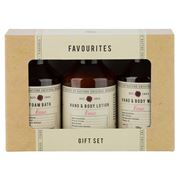 Fikkerts - Fruits of Nature Rose Favourites Gift Set 3pce