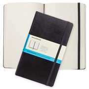 Moleskine - Classic Hd Cover Large Dot Grid Notebook Black