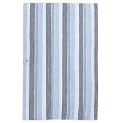 Lexington - Original Blue Striped Hand Towel 50x70cm