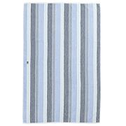 Lexington - Original Bath Towel Blue Striped 70x130cm