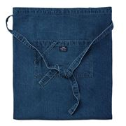 Lexington - Denim Cooking Apron Blue Jeans 85X80cm