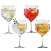 Spiegelau - Gin & Tonic Glass Set 4pce 630ml