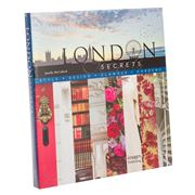 Book - London Secrets: Style Design Glamour Gardens