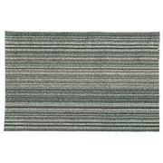 Chilewich - Skinny Stripe Spearmint Indoor/Outdoor Doormat