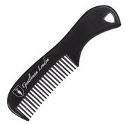 Gentleman London - Moustache Comb Black