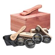 Woodlore - Cedar Shoe Valet with Starter Kit II