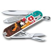 Victorinox - Classic Swiss Army Knife The Ark