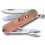 Victorinox - Classic Swiss Army Knife Woodworm