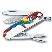 Victorinox - Classic Swiss Army Knife Guacamaya