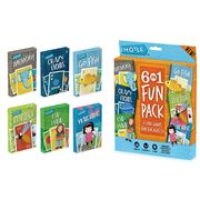Games - Bicycle Kids Card Games Set 6 Pack