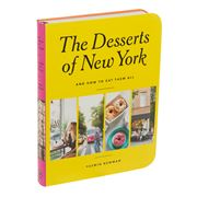 Book - The Desserts of New York
