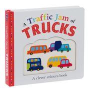 Book - A Traffic Jam of Trucks